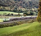Los trenes 'verdes' de Audi