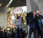 Las protestas siguen en Irán mientras las autoridades las declararon prohibidas