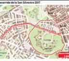 5.500 inscritos en Pamplona para la San Silvestre