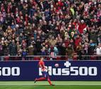Costa, Vitolo y 25.000 rojiblancos despiden 2017 en el Wanda Metropolitano