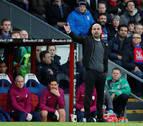 El Crystal Palace frena al Manchester City, que se queda sin récord