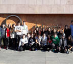 El IES Valle del Ebro, en la final del Certamen Jóvenes Investigadores