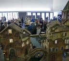 Más de 32.000 personas han visitado la exposición de belenes en el Baluarte