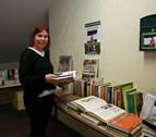 Entre los libros descatalogados de la UNED de Pamplona