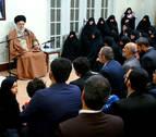 El líder de Irán culpa a los