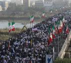 La mayoría de los detenidos en Irán son jóvenes, muchos de ellos estudiantes