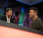 Pablo López se emociona al cantar en directo en El Hormiguero