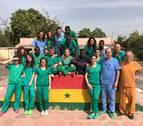 Cirujanos pediátricos navarros en Senegal