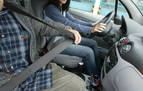 Hoy comienza una nueva campaña de control del uso del cinturón de seguridad