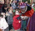 La magia de los Reyes llega a Cintruénigo