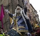 Cambios en las villavesas por la cabalgata de los Reyes Magos en Pamplona