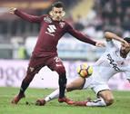 Berenguer se luce en la goleada del Torino al Bolonia