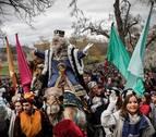 El New York Times publica una foto de la cabalgata de Pamplona