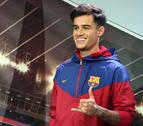 El Barcelona hace oficial la cesión de Coutinho al Bayern por 8,5 millones de euros
