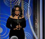 Piden que Oprah Winfrey sea presidenta de EE UU tras su discurso en los Globos de Oro