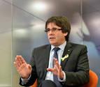 La reunión entre Puigdemont y ERC para la investidura termina con avances