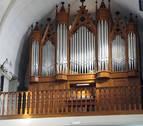 El órgano de la parroquia de Castejón quiere volver a sonar