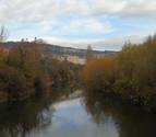 Temperaturas suaves y algunos chubascos este lunes en Navarra