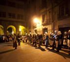Tafalla incluye en la Semana Pre San Sebastián una tamborrada infantil