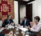 Indignación con la consejera vasca por referirse a Pamplona como capital vasca