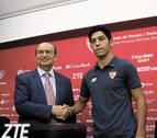 Osasuna confirma la incorporación de Borja Lasso