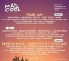 Mad Cool Festival 2018 está a punto de agotar los abonos de tres días