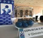 Ciudad Encantada-Anaitasuna, duelo estrella de la cuarta eliminatoria de Copa