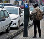 Pamplona sigue sumando vehículos y registra más de 27.000 tarjetas de residentes