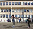 A punto de terminar las obras del colegio público Virgen de Nievas de Sesma