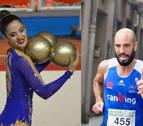 Tafalla elige a Héctor Iturria y Ane Ibáñez como mejores deportistas de 2017