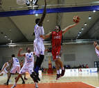 Victoria a domicilio del Basket Navarra