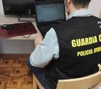 Detenida una pareja en Navarra por pornografía infantil  y agresión a menores