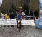 El navarro José Lorenzo Esteban, campeón de España de ciclocross