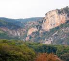 Artazul, un barranco muy popular en el que murió otra persona en 2013