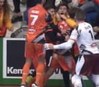 El Aspil-Vidal Ribera Navarra vence al Santiago Futsal en el último minuto