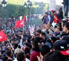La fractura social marca el séptimo aniversario de la revolución en Túnez
