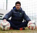 Aníbal Izquierdo, un jugador fiel a los colores del Lourdes desde los 7 años