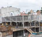 Tudela vuelve a construir bloques de pisos por primera vez desde 2012