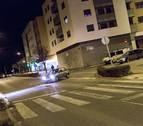Atropella a un ciclista en Tudela y da positivo en drogas