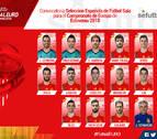 Rafa Usín (Osasuna Magna), convocado con la Selección para el Europeo