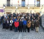 Manifestación en Tudela en defensa de las pensiones públicas
