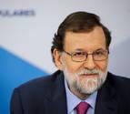 Rajoy dice que el 155 seguiría en vigor si Puigdemont mantiene su actitud