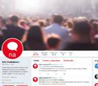 El Gobierno de Navarra reorganiza sus 44 cuentas en redes sociales