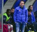 Sergio Galán, un paso fugaz que deja huella en el Izarra