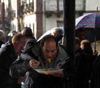 Elizondo vive una nueva edición de las rifas y sopas de San Antón