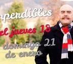 Agenda cultural de Navarra en vídeo hasta el domingo 21 de enero