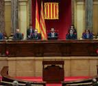 El Parlament valida a los sustitutos de Rovira, Forcadell y Bassa y podrán votar