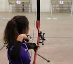 Más de 100 tiradores con arco se dieron cita en San Adrián este fin de semana