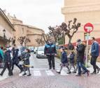 Un total de 84 admitidos para cubrir dos plazas de policía municipal en Tudela