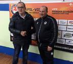 'Pato' renueva por dos temporadas con el Aspil-Vidal Ribera Navarra